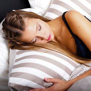 De gezondste slaaphouding